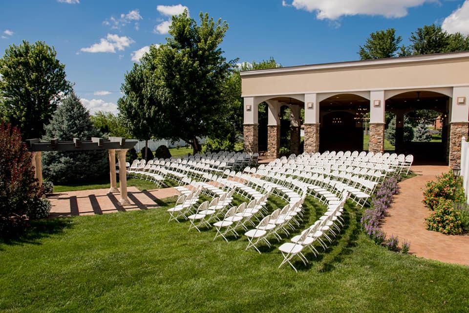 Rhapsody Venue Event Spaces - The Gardens