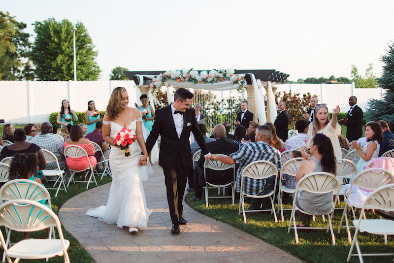 Rhapsody Outdoor Wedding Gallery