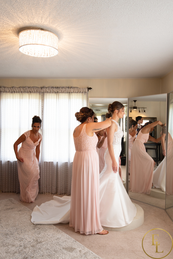 See Inside Dressing Areas at The Rhapsody